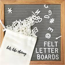 ReadyWerks Black Felt Letter Board 12x18 Inches 12 X 18 Inch Changeable Letter Boards Include 592 White Plastic Characters WOak Frame Amazonca Office Letter Board Felt