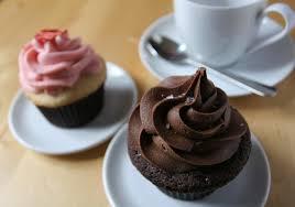 FileCupcakes Chocolate And Strawberry Flavour