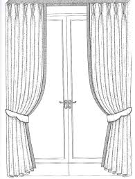 Making Curtains For Traverse Rods by Drapery Curtain Styles
