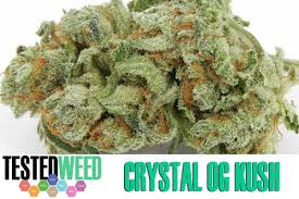 Crystal OG Kush Cannabis Delivery Los Angeles