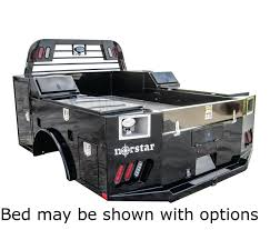 Norstar Truck Bed - Model SD - Service Bed - Croft Trailer Supply
