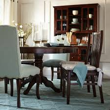 ronan extension tobacco brown dining table pier 1 imports