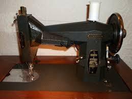 Vintage Kenmore Sewing Machine In Cabinet by 1910 U0027s Seam Racer
