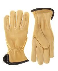 geier glove men u0027s merino wool lined deerskin gloves walmart com