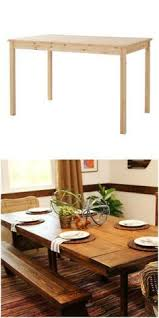 Ikea Dining Room Sets by Best 25 Ikea Dining Table Hack Ideas On Pinterest Ikea Dining