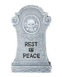 Funny Halloween Tombstones Epitaphs by Halloween Tombstone