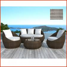 canapé de jardin design salon jardin rond best of salon de jardin design rondo gris couleur