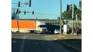 100 Train Vs Truck Versus Train Crash In Crossett AR