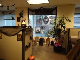 halloween decorations offices office cubicle dma homes 17656