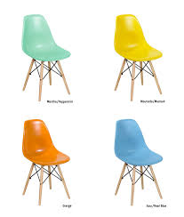 chaise dsw pas cher les nouvelles couleurs de la chaise dsw chez meubles et design