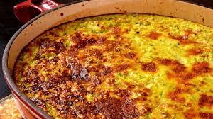 cuisine de courgettes gratin de quinoa aux courgettes recette par ma cuisine santé