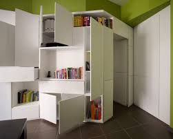 Bookshelf Divider Metal Bookcase Divider Studio Apartment