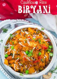 biryani indian cuisine cauliflower rice biryani recipe vegan healing tomato recipes