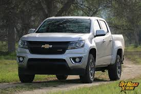 100 2015 Colorado Truck Chevy Z71 Review