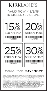 Kirklands Coupons - 15-30% Off $50+ At Kirklands, Or Online Via ... Kirkland Top Coupons Promo Codes The Good And The Beautiful Coupon Code Coupon Wwwkirklandssurveycom Kirklands Customer Coupon Survey Up To 50 Off Christmas Decor At Cobra Radar Costco Canada Book 2018 Frys Electronics Black Friday Ads Sales Doorbusters Deals Pin By Ann On Coupons Free 15 Off Or Online Via Promo Allposters Free Shipping 20 Ugg Store Sf Green China Sirius Acvation Codes Pillows 2
