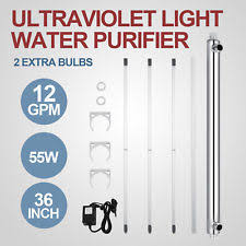 uv water purifier ebay