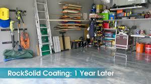 Behr Garage Floor Coating by Rust Oieum Garage Coating Kit 1 Year Review Mother Daughter