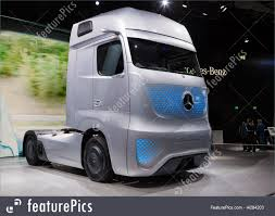 Picture Of Mercedes Benz Future Truck FT 2025