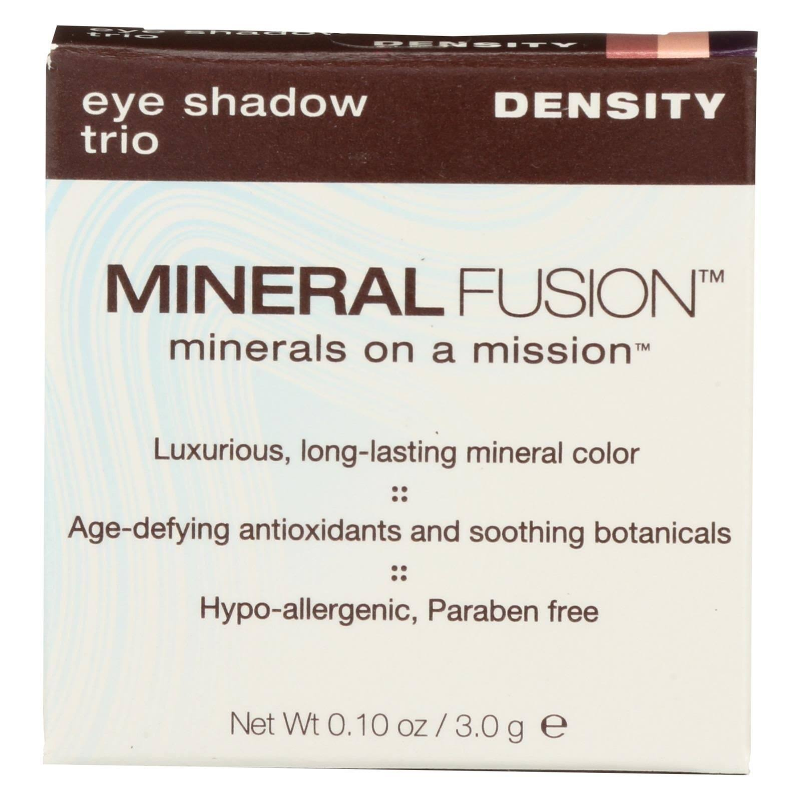 Mineral FusionTM Eye Shadow Trio - Diversity, 0.1oz