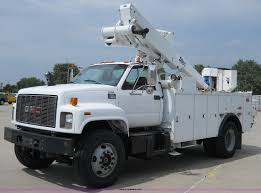 100 Bucket Trucks For Sale In Pa 1999 GMC C7500 Bucket Truck Item 5061 SOLD September 30