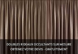 rideaux de sur mesure tapissier décorateur à confection rideaux voilages