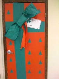 he s makin a list christmas classroom door decoration door