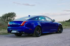 Jaguar XJR 2017 review