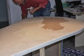 bureau beton ciré entreprise de maçonnerie bureau en beton cire