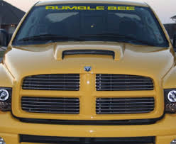 DODGE RUMBLE BEE WINDSHIELD DECAL | EBay Motors, Parts & Accessories ... 53 F100 Rat Rod For Sale On Ebay Youtube Bangshiftcom 1976 Dodge Ebay Is Perfection Wheels Ignition Coil 4 Pack 9496 Dodge Pickup Truck Ram 3500 2500 V10 Auto Body Panels Rust Repair Classic 2 Current Fabrication 1955 Chevy Parts Craigslist Upcoming Cars 20 Rasco Used Competitors Revenue And Employees Owler Find My Car Elegant Vintage Dodge Power Wagon Combo Decal Set Sides2 Hood Decals Sensor 1500 2010 2009 2008 2007 2006 Ebay Rudys Performance Stores Chordoan Transmission Rear Upper Motor Mount 312135 Pair Sema Show 2015 Ford F350 Diesel Army