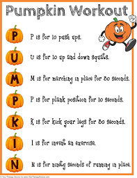 Spookley The Square Pumpkin Activities Pinterest by Pumpkin Workout And Brain Break Fun For Fall From Your Therapy