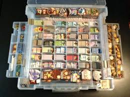 Board Game Storage Ideas The Ultimate Small World Solution