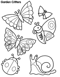 Butterfly Coloring Pages Disney Page