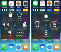 Using AssistiveTouch in aid of broken iPhone sleep wake button