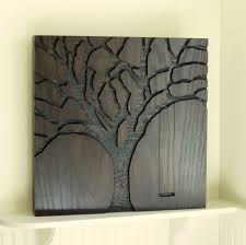 Rustic Wall Art Abstract Nature Modern
