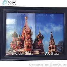 Nano Anti Reflective Glass Non AR TP