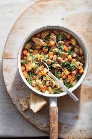 Pumpkin Gnocchi Recipe Uk by Chicken And Butternut Gnocchi Recipe Myrecipes
