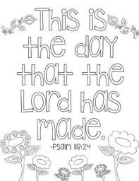 Bible Verse Coloring Pages Kjv Colouring Color Colorine Printable