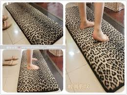 Adorable Bathroom Leopard Print Decorating Clear At Animal Rugs