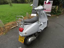 Piaggio Vespa LX 125 For Sale In Ruislip