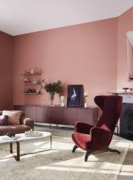 farbtrends wohnzimmer 2019 eklektische trends lqaff