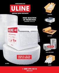 Uline Online Catalog 1 Spring Summer US 2018