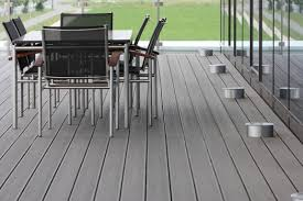 Inexpensive Outdoor Composite Flooring Waterproof Outside Balcony Floor