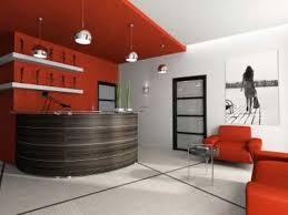 Modern Office Lobby Interior Design Furniture