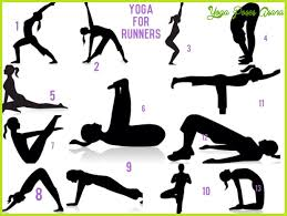 9 Yoga Poses For Runners