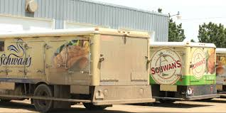Schwan's Announces Faulkton And Oakes Depot Closures - Dakotafire Schwans First Edition 1950 Replica Truck Cookie Jar 1734275770 Delivery 124 Scale Gmc Topkick Promo Dg Production The Schwans Legacy Home Service Commits To 600 Propanepowered Trucks From Truck Robbed Driver Found Unconscious What Ive Learned The Most Recent Brand Evolution Offers Delicious And Convient Foods Right To Your Door Announces Faulkton Oakes Depot Closures Dakotafire Fileschwans Freschetta Pizza Navistar Htsjpg Wikimedia Commons Peanut Butter Crunch Sundaes Helper Utah Rural Town Center Food 4k 003 Stock Video