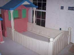lalaloopsy twin bed at little tikes storybook cottage twin bed