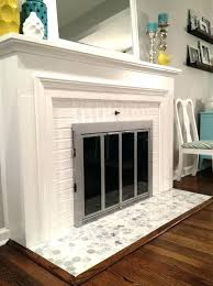 fireplace tile designs tiled fireplaces design pictures remodel