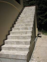 Stair Nosing For Vinyl Tile by Tiled Stairs By Central Coast Tile Http