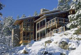 100 Mountain Architects Green Home Boulder Colorado Gettliffe Architecture