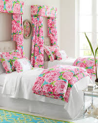 Lilly Pulitzer Style Interiors